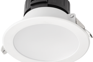 MINIZ4-9W4K-W - 9W 4000K 750LM Recessed LED Down Light from PowerLed