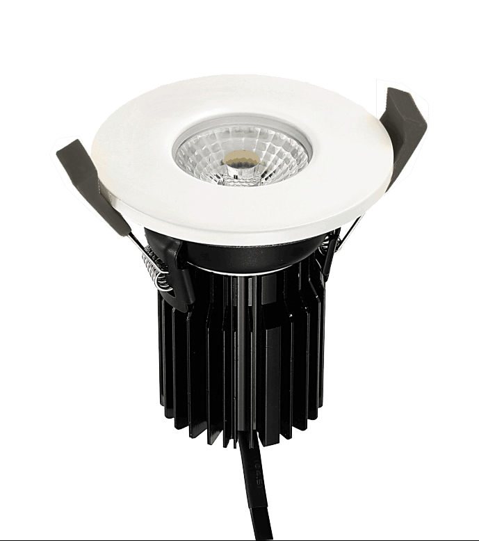 FRZ-10 Fire Rated LED Downlight, IP65 Rated from PowerLed