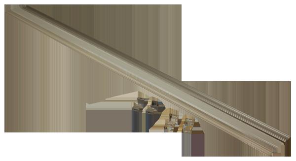 EXT4 - Corner Mounted Flexi Strip Aluminium Extrusion from PowerLED