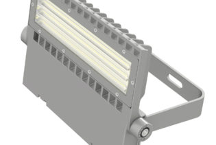 FLEX-LENS-150-57K-32x84S -150W Asymmetric LED Area Light 5700K with 32x84° tilt 30° lens-0