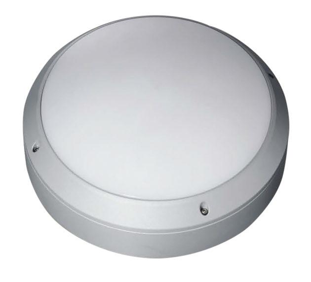 IDI-1500EO3S-ST 21W LED Wall Pack Light With Self Testing Emergency