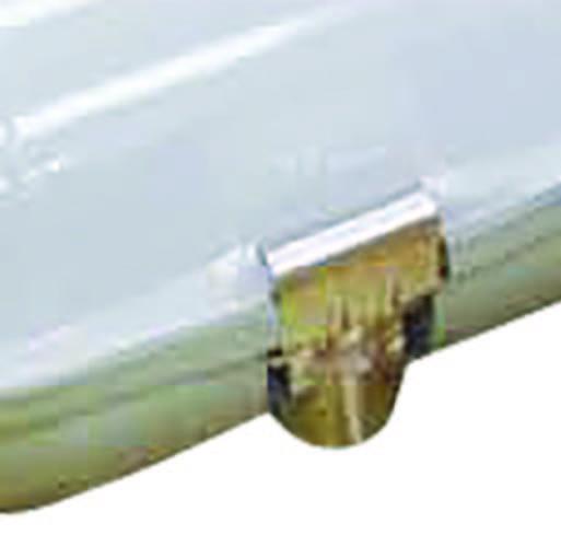 Orra Series Vapour Proof LED Batten Light-3111