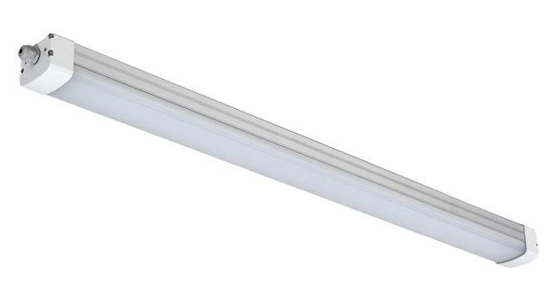 RV2-IP-2600-4K-REV-D Tool-less Installation LED Batten Light