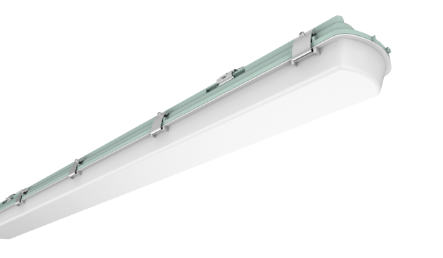 ORRV5T75-3C 5FT Weather Proof Twin 75W Batten Light