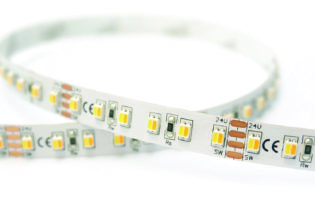 TN-55-27-2-120-F10-20-FP - LED Flexible Tape - Tuneable