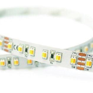 Tuneable -LED Flexible Tape Series 2800K-6500K 24VDC