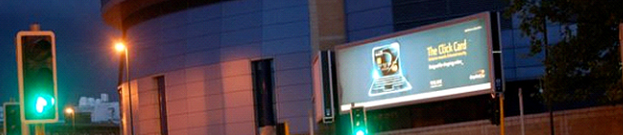 Outdoor LED Advertising solutions; powered by PowerLed