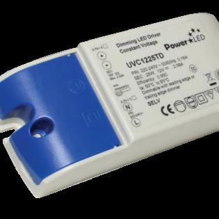 UVC25TD Series - 25W Constant Voltage Triac Dimming LED Drivers