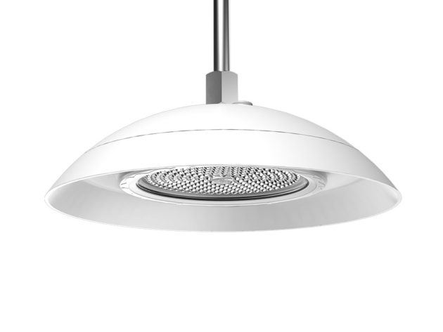 GENESIS-C Series Food Processing LED Highbays - White Finish