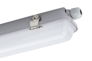 ORRA B 80W Emergency Power Vapour proof LED Batten light
