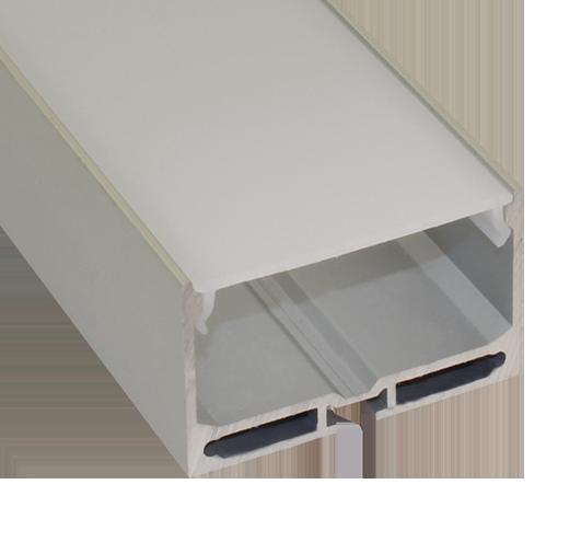 EXT11 Wide Profile Aluminium Extrusion
