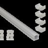 EXT2 Deep Profile Surface Mounted Aluminium Extrusion