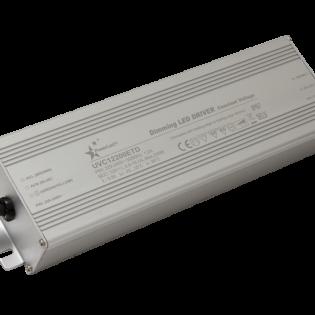 UVC200ETD Series 200W Constant Voltage Triac Dimming LED Drivers