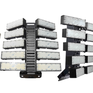 T Series Adjustable Module Stadium Area Lighting