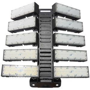 T1000 Series Lensed Directional Stadium Lights
