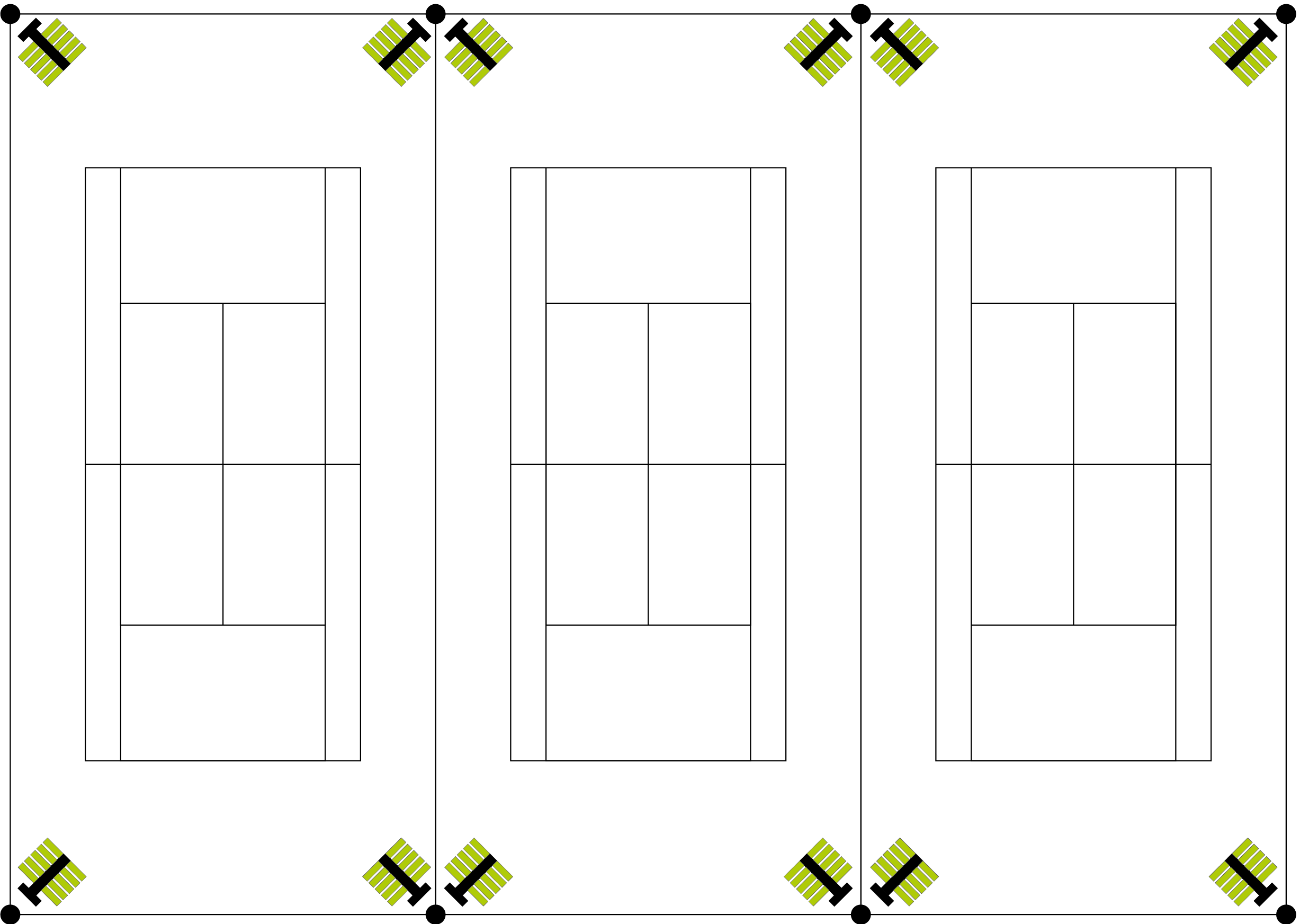 Tennis Club LED Lighting Layout