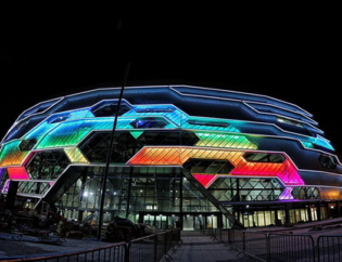 Stadium light design