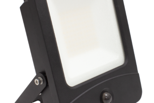 FLEX-PIR 10W LED Remote Control Floodlight