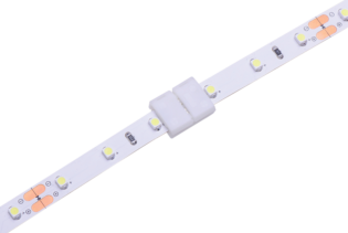 10C-RGB-65 Solderless In-Line Joining Connectors for 10mm LED Flexi Strip