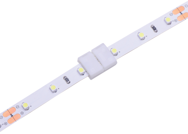 10C-2-65 Solderless In-Line Joining Connectors for 10mm LED Flexi Strip