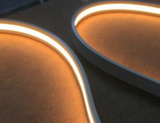Diffused Ribbon Style LED Tape