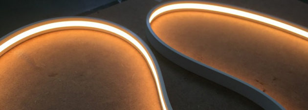 Diffused Ribbon Style LED Tape
