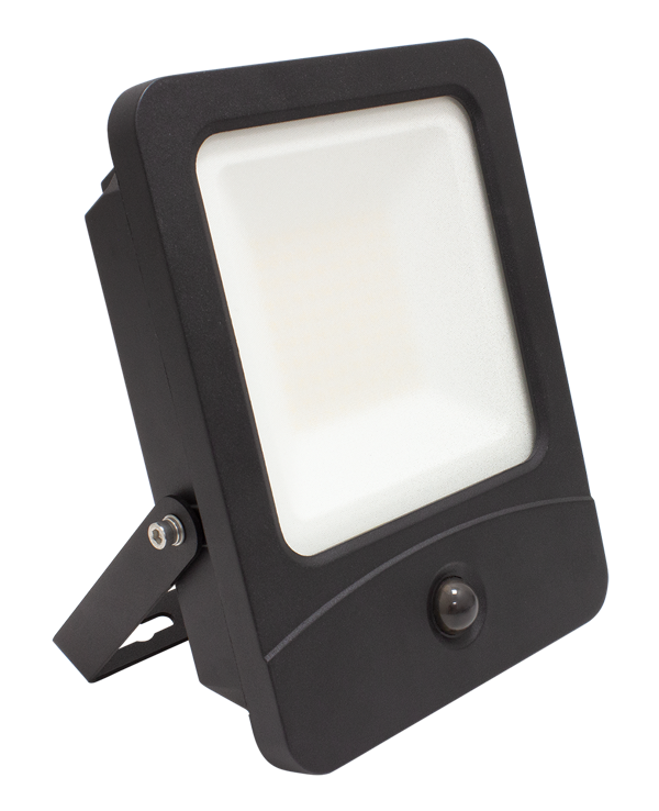 30W 3000lm 5000K IP65 Remote Controlled LED Floodlight