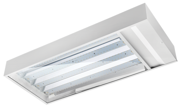 LOWBAY Series - Slim LED Low Bay Lighting