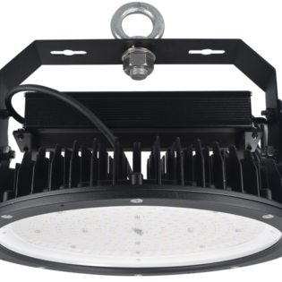 GEN2-37500-MS-EP10 - 300W 5000K IP65 Microwave Sensor & Emergency Lighting Highbay LED Light Fitting