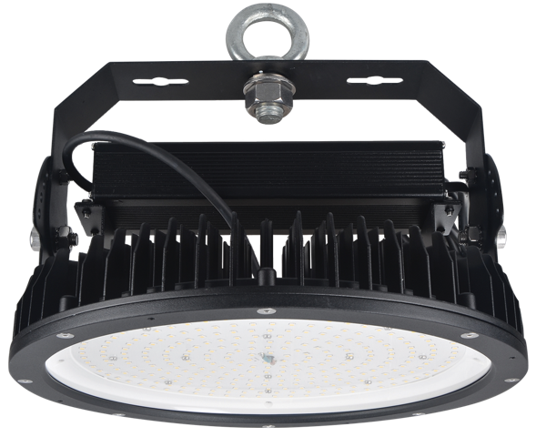 GEN2-37500-MS-EP10 - 300W 5000K IP65 Microwave Sensor & Emergency Lighting Highbay LED Light Fitting