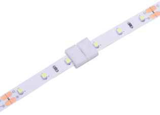 8C-2-65 Solderless In-Line Joining Connectors for 8mm LED Flexi Strip