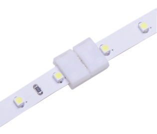 8C-2-20 Solderless In-Line Joining Connectors for 8mm LED Flexi Strip
