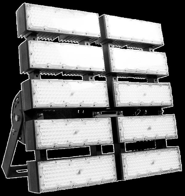E Series Static Module Area Light