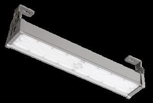 GEN3L-9400-90 Linear Highbay LED Lighting with 90 Lens