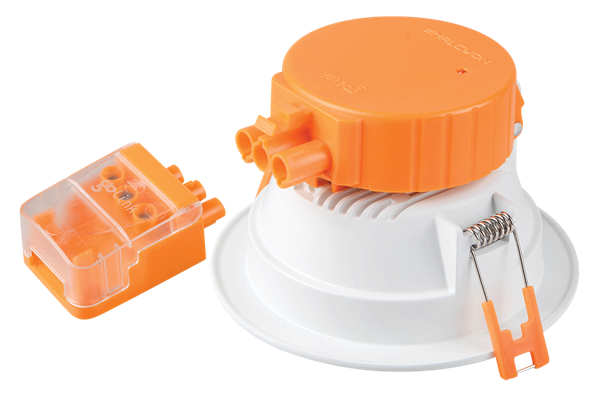 MINIQ Series Integrated Driver IP44 9.5W LED Downlight