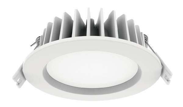 ZEN-3C Series IP44 Tri-Colour Dimmable LED Downlight