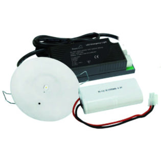 EMPACK2 - 2W Non Maintained LED Emergency Lighting Kit