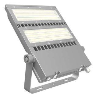 FLEX-LENS-240-57K-50x88S 240W Asymmetric floodlight 5700K with 50x88�� tilt 45�� lens LED Area Light
