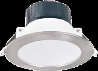 MINIZ4-SN-TRIM - Satin Nickel Cover Trim MINIZ4 9W Recessed LED Down Light