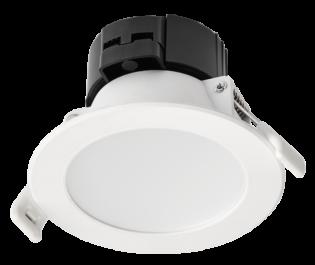 MINIZ3-7W4K-W -7W 4000K 550LM Recessed LED Down Light