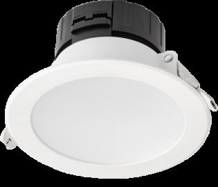 MINIZ4-9W4K-W - 9W 4000K 750LM Recessed LED Down Light