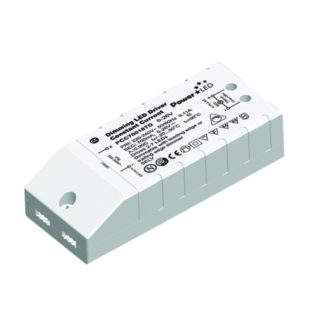 12W 12-24V 500mA Triac Dimming Non IP Rated Constant Current LED Lighting Power Supply