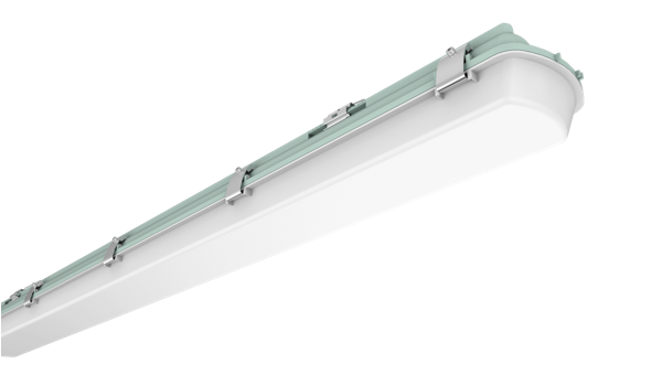ORRV5T60-3C-EM 5FT Weather Proof Twin - Emergency Lighting - 60W LED Batten Light
