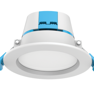 MINIZ3-3C Series IP44 Tri-Colour Dimmable LED Downlight