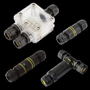 ICON Series IP68 Waterproof Connectors